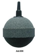 40mm round ball ozone diffuser,aquarium accessories air stone diffuser,air bubble stone