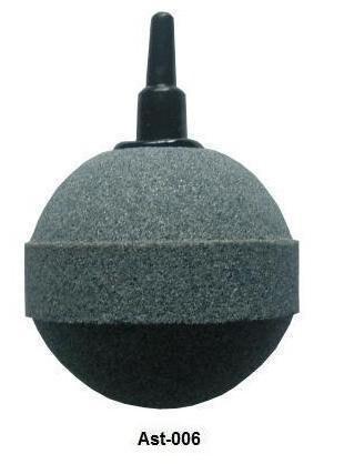 Luftblase Stein BüGeln Nicht Aquarium Zubehör Air Stein Diffusor Systematisch 40mm Runde Ball Ozon Diffusor