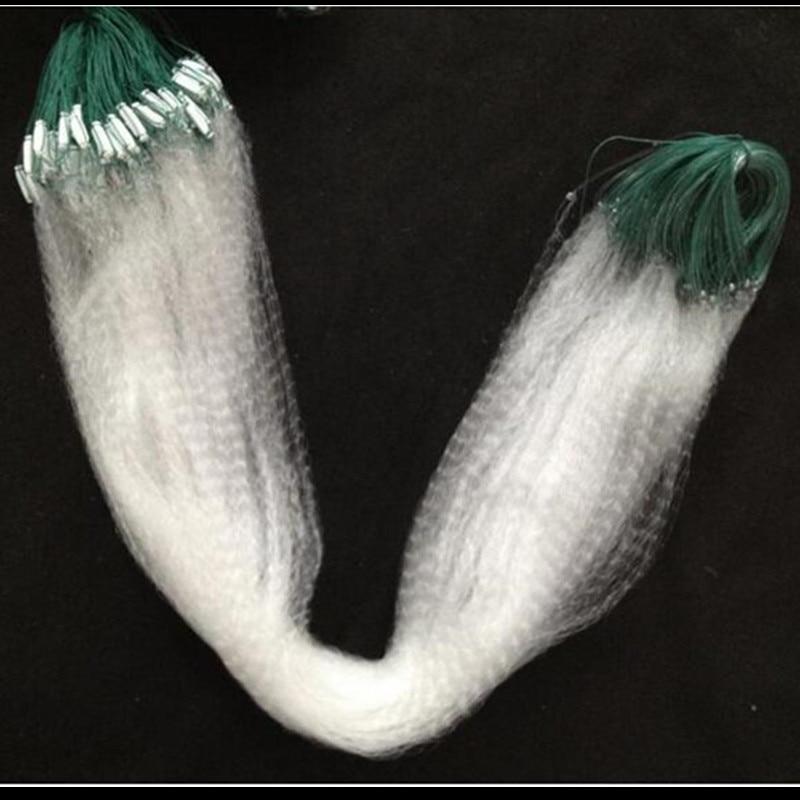 yumşaq H1m * L50m 1layer 1.5cm mesh balıqçılıq şəbəkəsi - Balıqçılıq - Fotoqrafiya 3