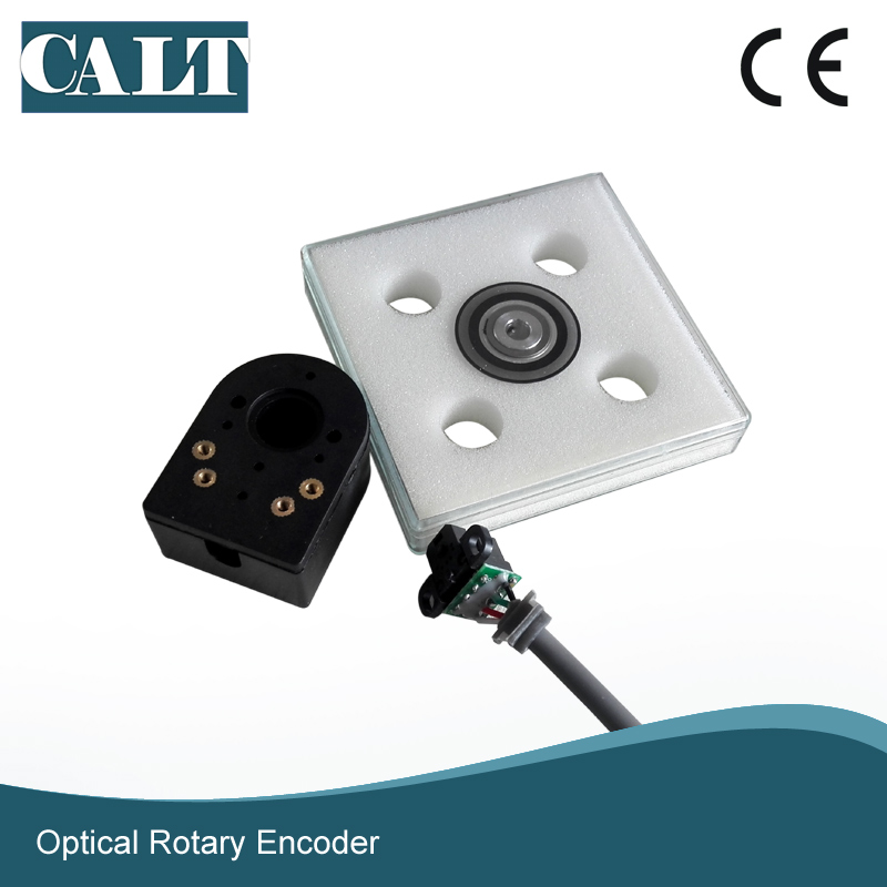 PD30 Rotary Encoder Disk 100 200 256 <font><b>400</b></font> 500 512 1000 1024 ppr lines With 4 <font><b>6</b></font> 8 mm hole for DC Motor image