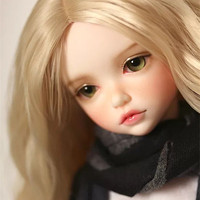 1/6 BJD Doll BJD / SD Fashion BEAUTIFUL Lonnie Resin Joint Doll For Baby Girl Birthday Gift Free Shipping