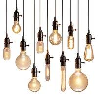 Edison Light Bulb Top Quality High Power 220V 240V Lamp Bulb Retro Lighting For Restaurant Loft