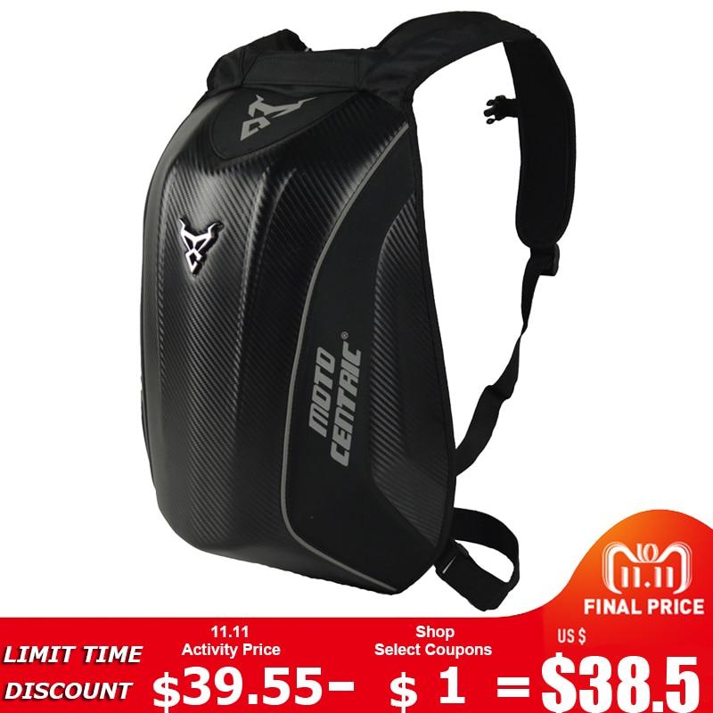 Черный мужской мото rcycle сумка водостойкий мото rcycle рюкзак Touring багажная сумка мото rbike сумки мото Магнитный Танк сумка mochila moto