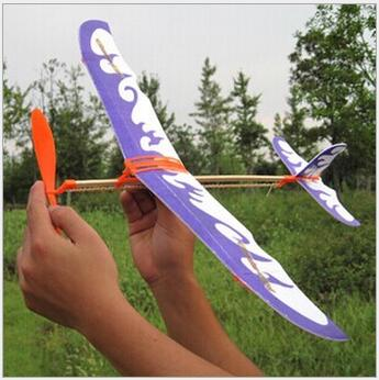 1PCS Flying Glider Planes Aeroplane Party Bag Fillers Childrens Kids Toys Game Prizes Gift Model ed-013