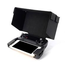 DJI Мавик Pro/Air Spark Phantom 3/4 удаленных Управление Зонт монитор телефона Tablet Drone Управление; Солнцезащитный козырек от солнца капюшон Shell Обложка