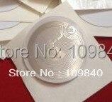 25mm NTAG203 NFC Etiqueta etiqueta para todos NFC telefone android, 1000 pçs/lote