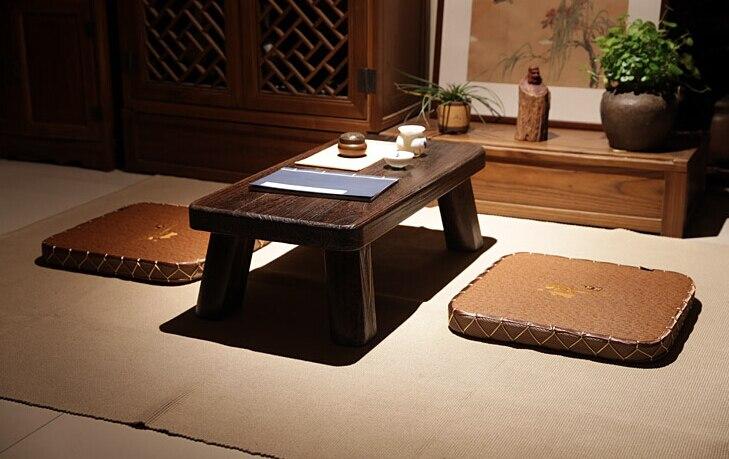 (2pcs/lot)Zen Cushion Zabuton Zafu Square 45cm Floor Meditation Seat  Japanese Tatami Mat Zabuton Chair Straw Cushion In Cushion From Home U0026  Garden On ...