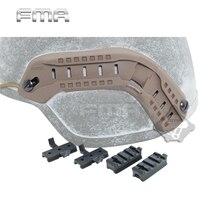 FMA страйкбол ACH-ARC шлем аксессуар рейка комплект MICH 2000 Шлем руководство костюм ремень DIY Шлем страйкбол Охотничьи аксессуары