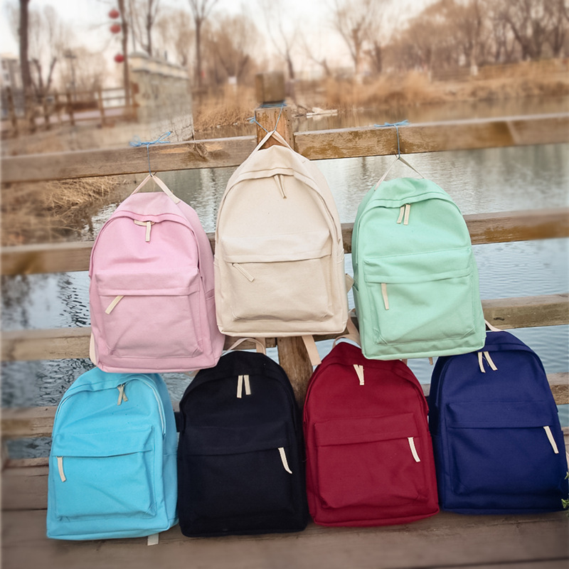 Hot Sale Style Bookbags Womens Backpack Travel Bags Student School Bag Girl Backpacks Casual Travel Rucksack #6
