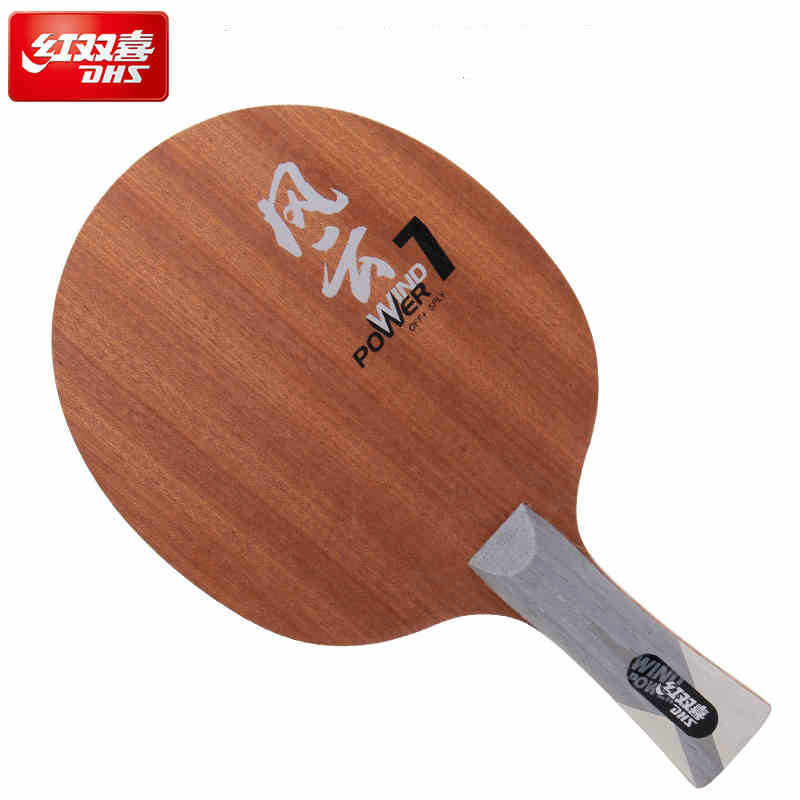 Original DHS Wind Power table tennis blade fast attack with loop table tennis rackets racquet sports indoor sports