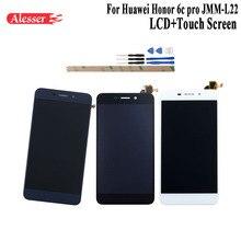Alesser สำหรับ Huawei Honor 6C Pro JMM L22 จอแสดงผล LCD และ Touch Screen ซ่อม Part + เครื่องมือสำหรับ Huawei Honor 6C Pro JMM L22