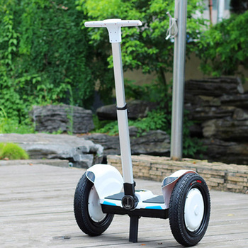цена на New Arrival 15 inch big tire smart self balance scooter two wheel smart self balancing electric drift board scooter S7M