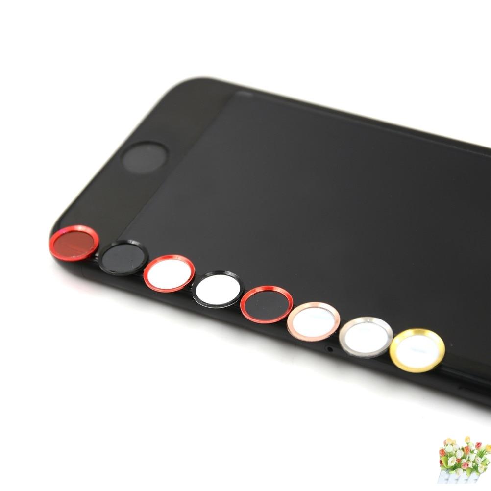US Seller iPhone 4 4S 5 iPad Sliver Aluminium Metal Home Power button 3X Lot
