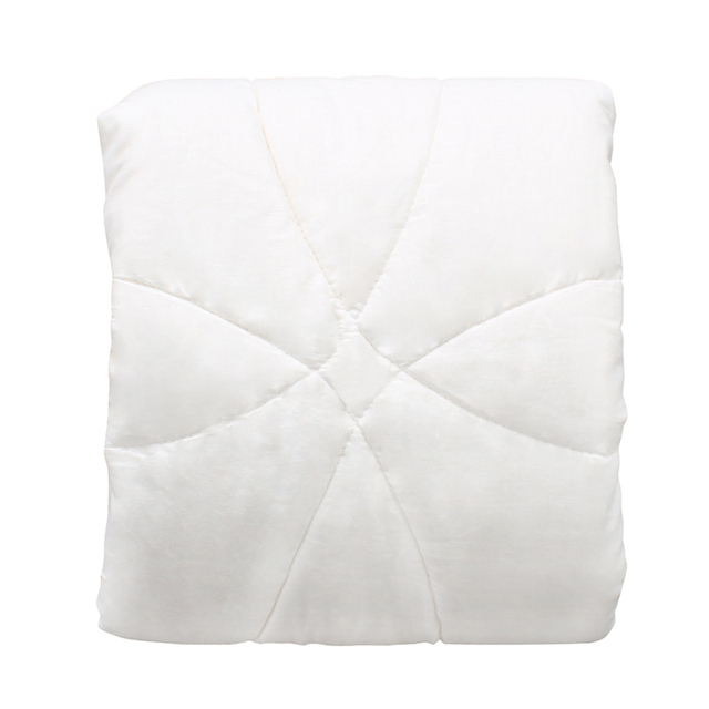 Pure Cotton Baby Quilt Washable Baby Pillow For Newborns 120x100cm Quilt Filler 30x50cm Pillow Filler For Kids Baby Beding Set