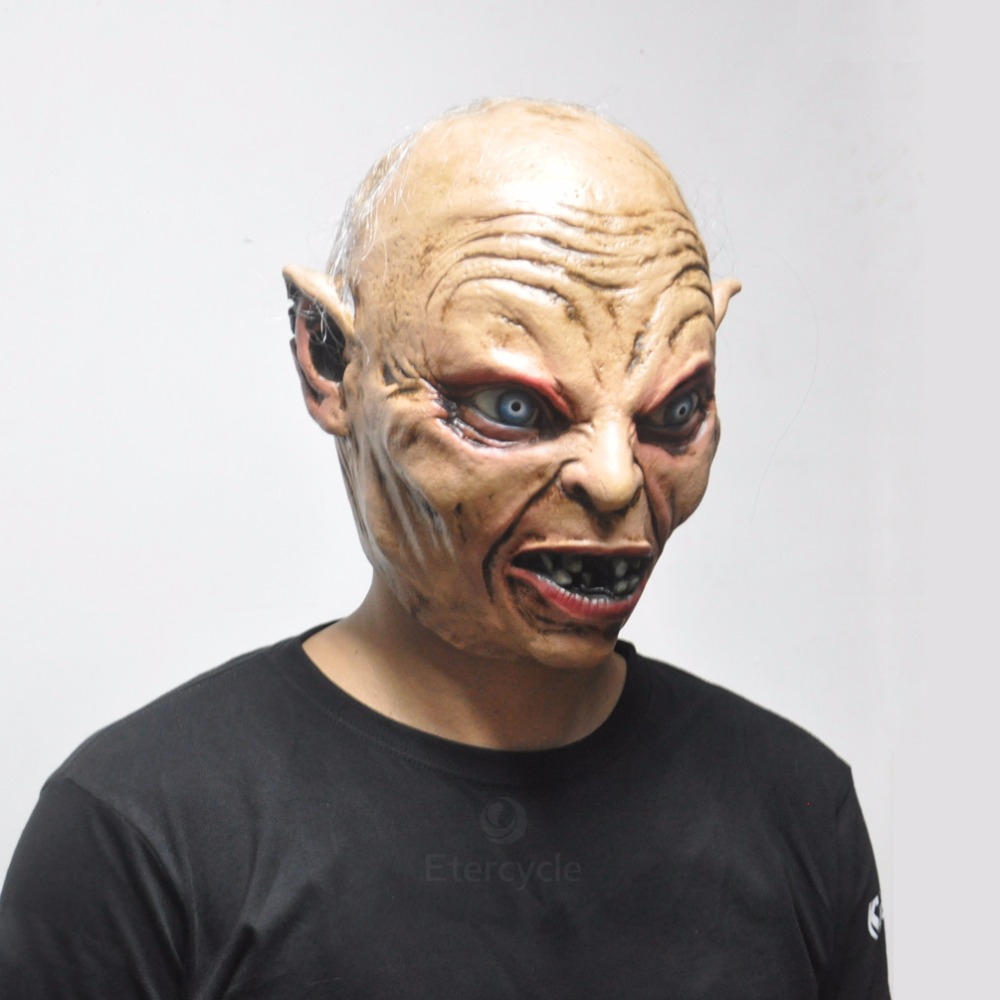 Aliexpress.com : Buy Gollum Masks Lord of the Rings Movie Cosplay ...