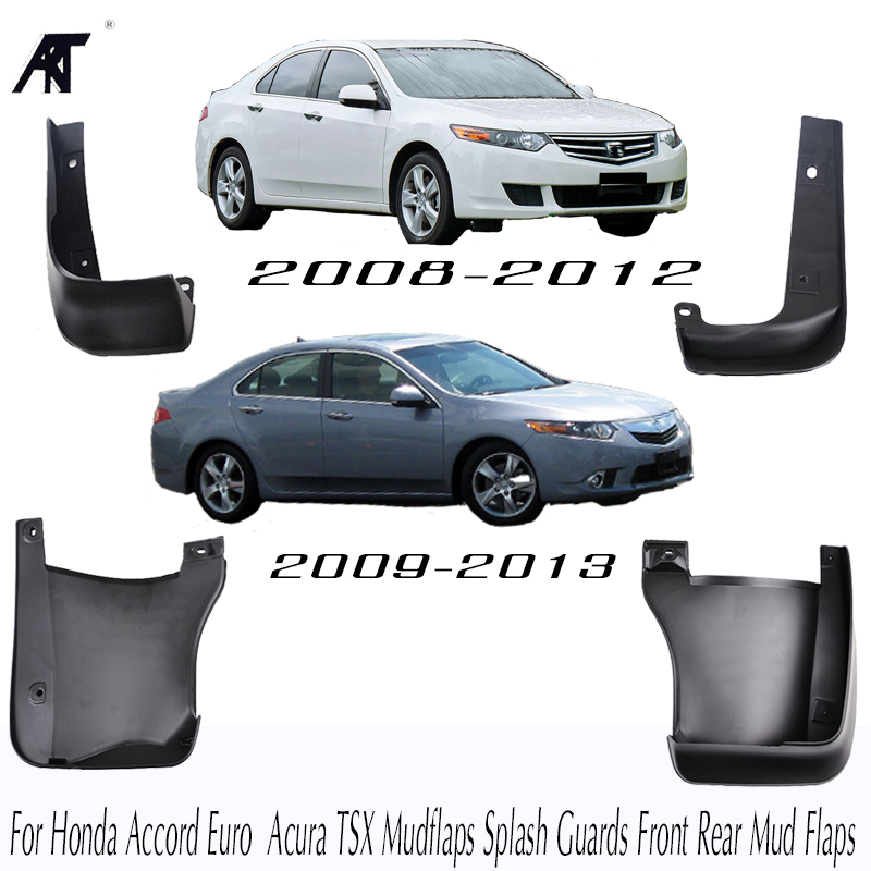 Mud Flap Mudguards For Acura TSX 2009 2010 2011 2012 2013