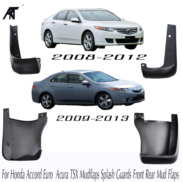 Aliexpress.com : Buy Mud Flap Mudguards For Acura TSX 2009