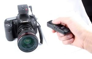 Image 2 - JY 120 C1 אלחוטי מרחוק עבור המצלמה Canon 70D 60Da 60D T6s T6i T5i T3i T5 T3 1200D 760D 100D 550D 1100D
