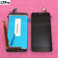 100 Guarantee Working Black Full LCD Display Touch Screen Digitizer Assembly For Lenovo Vibe C2 K10a40