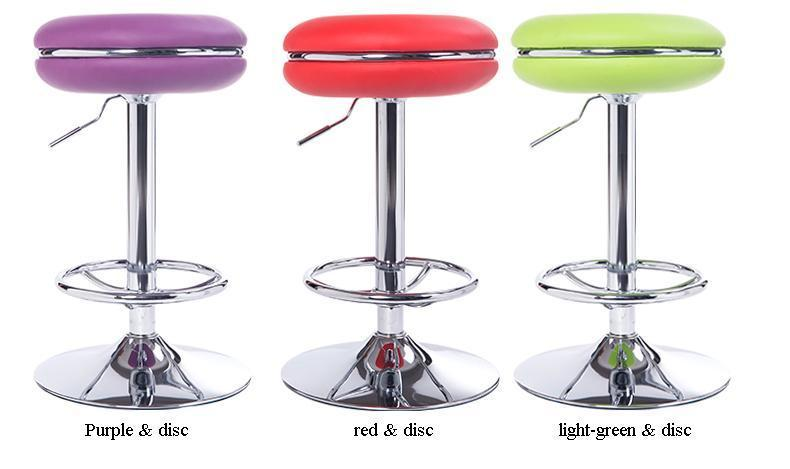 все цены на home bar stool green purple red color free shipping coffee house chair онлайн