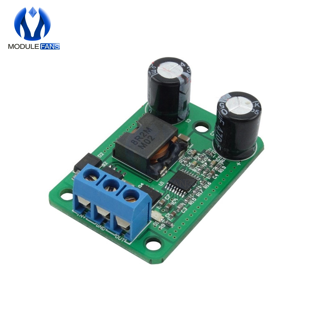 Dc Voltage Doubler 12v To 24v Lm2586 Power Supply Circuits