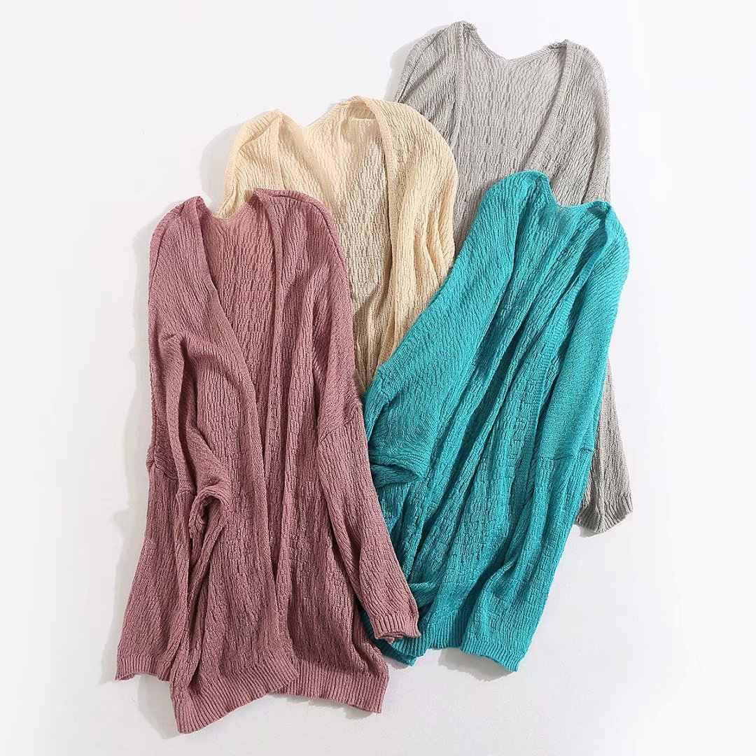K6 осень-зима Свободные свитеры плюс Размеры женская одежда модные свободные вязаные свитера и пуловеры 1838