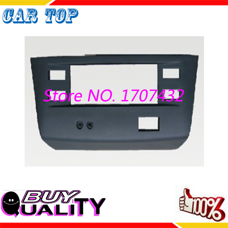 Guangzhou Rongsheng Car Decoration NEW top quality Car Radio Fascia for HYUNDAI TOSCA Stereo Dash Fitting Kit Installation Trim CD Facia Face Plate Panel DVD Frame