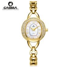 Relojes de marca de lujo mujeres Moda belleza reloj de cuarzo relogio feminino CASIMA impermeable 50 m #2616