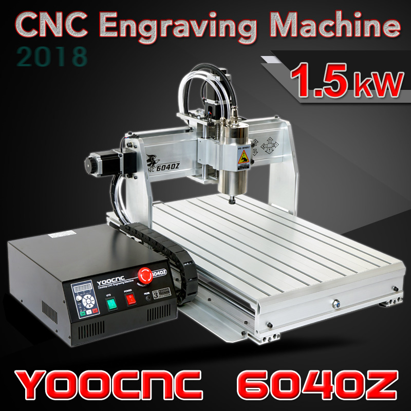 3axis CNC engraving machine hard metel engraving machine 6040Z cnc wood carving machine with water cooling spindle and USB port 3axis CNC engraving machine hard metel engraving machine 6040Z cnc wood carving machine with water cooling spindle and USB port