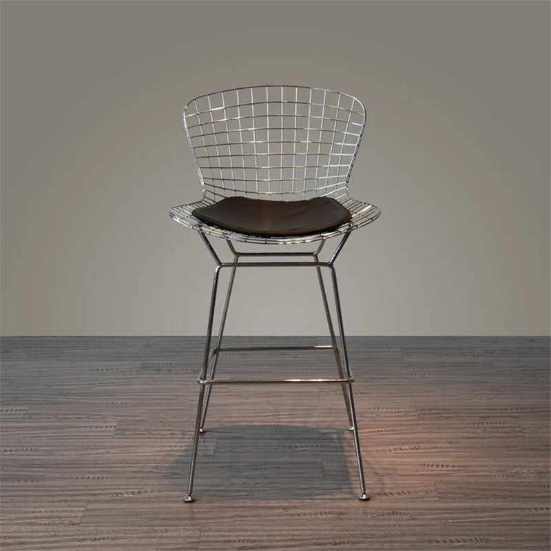 Astounding Detail Feedback Questions About U Best Chrome Bertoia Bar Inzonedesignstudio Interior Chair Design Inzonedesignstudiocom
