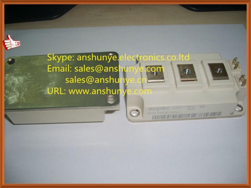 BSM200GB120DN2  Eupec Electric IPM IGBT Transistor modules fp75r12kt4 fp100r12kt4 7mbr75vn120 50 genuine 100% igbt modules