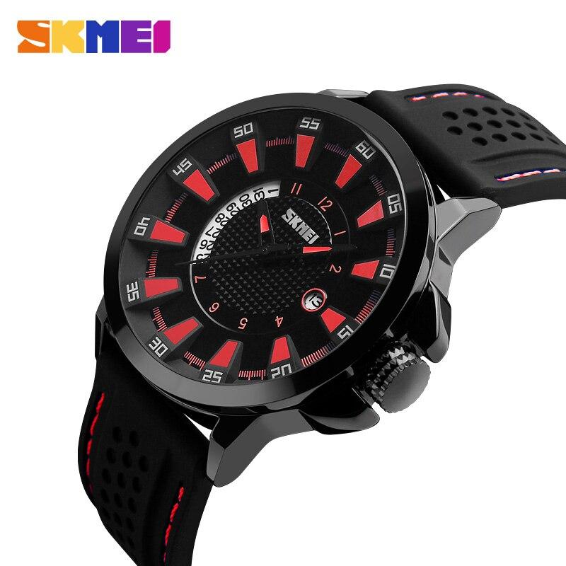 Reloj analógico de cuarzo SKMEI para hombre con fecha Relojes de - Relojes para hombres - foto 2