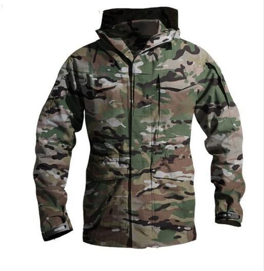 Outdoor Jakcet Mens Army Green Warm Coat Military Jacket Outerwear WindbreakerOutdoor Jakcet Mens Army Green Warm Coat Military Jacket Outerwear Windbreaker