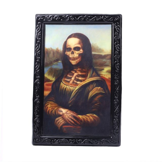 Online Shop Variable 3d Ghost Picture Frame Halloween Decoration