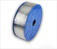 10mm*8mm*100m PU transparent tube PU clear tube pneumatic hoses, air hoses