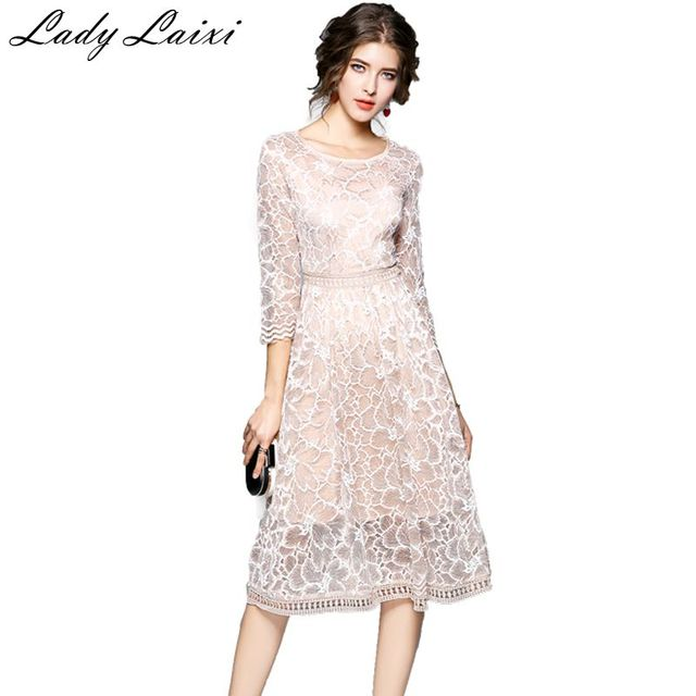 Spring Lace Dresses