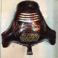 45*48cm Star Wars Foil Balloon Cartoon Children Toy For Kids Inflatable Classic Toys Movie Design Balloons