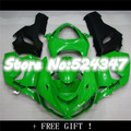 Brand new Fairings for motorcycle Kawasaki Ninja ZX-6R 636 2005 2006 ZX6R 05 06 green black bodywork fairing kits