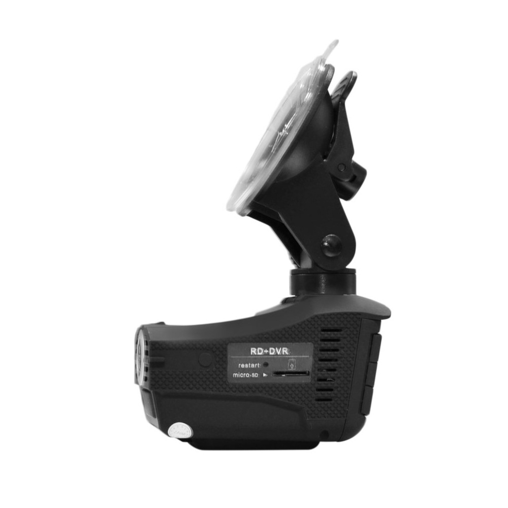 Multifunction Car DVR Video Dash Cam Speed Detector Night Vision Radar Detection 2 Inch HD LCD Display Support 32G TF