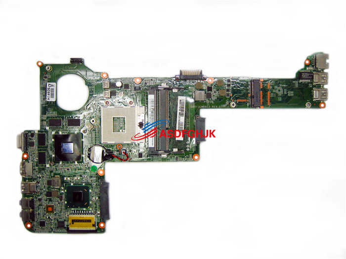Original FOR <font><b>Toshiba</b></font> <font><b>Satellite</b></font> C800 C840 C845 <font><b>M840</b></font> L800 L840 LAPTOP MOTHERBOARD DABY3CMB8E0 A000174760 Test OK image