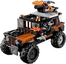2019 New Legoing Super Hero Captain America Building Blocks Car Model Civil War Crossbones Hazard Heist Black Widow Brick Toys стоимость