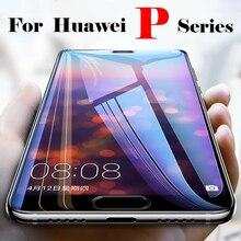 Для huawei P20 Pro стеклянная Защитная пленка для экрана из закаленного стекла Huavei Huawai P9 p10 P 9 10 20 lite Plus tremp Hauwei 9h