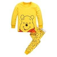 Boys Suits Pajamas Children S Pajama Sets Kids Girls Pyjamas Sleepwear T Shirts Pants Pyjama PJ