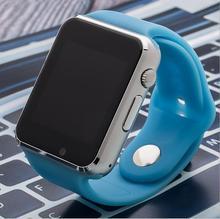 A1 caliente Reloj Inteligente Bluetooth Reloj Deportivo Podómetro Con SIM Cámara Smartwatch Para Android Smartphone de Rusia T50