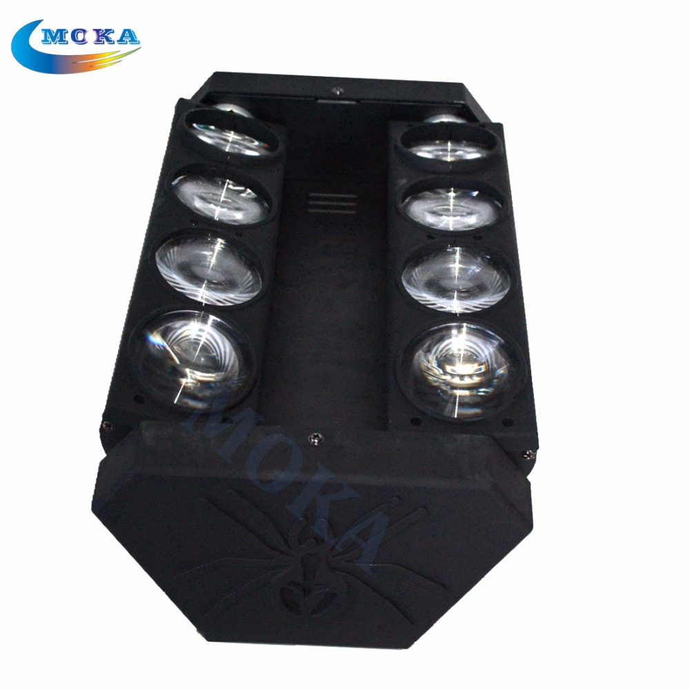 Led Moving Head Light RGBW LED Spider Moving Head Light Stage Lighting Sharpy Moving Head Spider Light