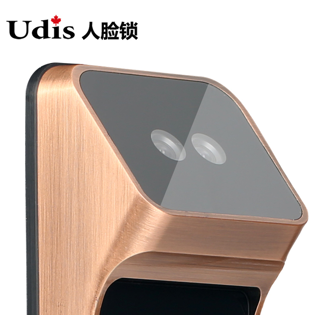 Intelligent Smart Face Recognition Scanning Electronic