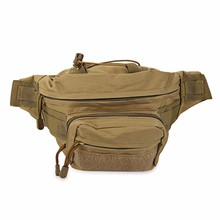 Newest Military Men Waist Pack Bags Canvas Waterproof Waist Bag For Men Fanny Waist Pack bag Camouflage Bicycle Equipment Tools