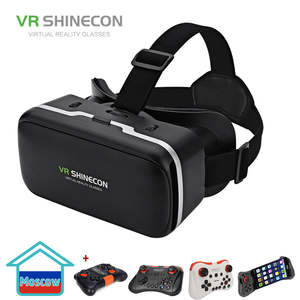 SHINECON G04 Virtual Reality Headset 3D VR Glasses for 4.7-6.0 inches