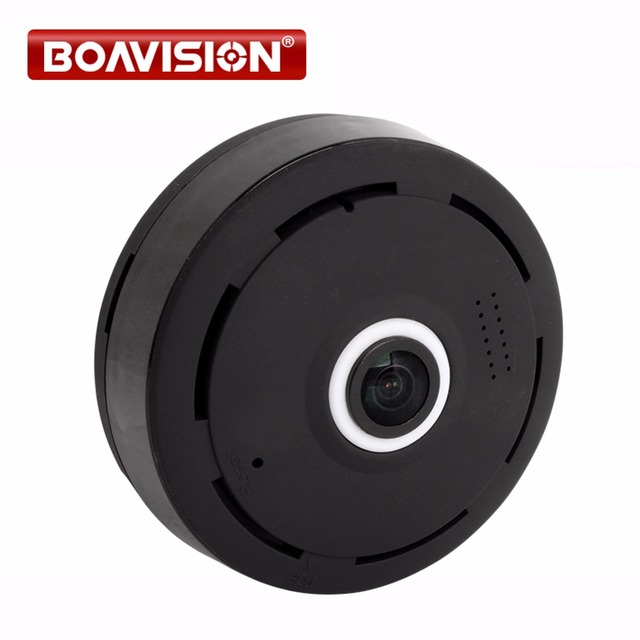 1.3MP IP Camera WI-FI HD VR MINI 960P Camera Fisheye 360 Degree  P2P APP Surveillance Wireless Security Camera V380 VIEW