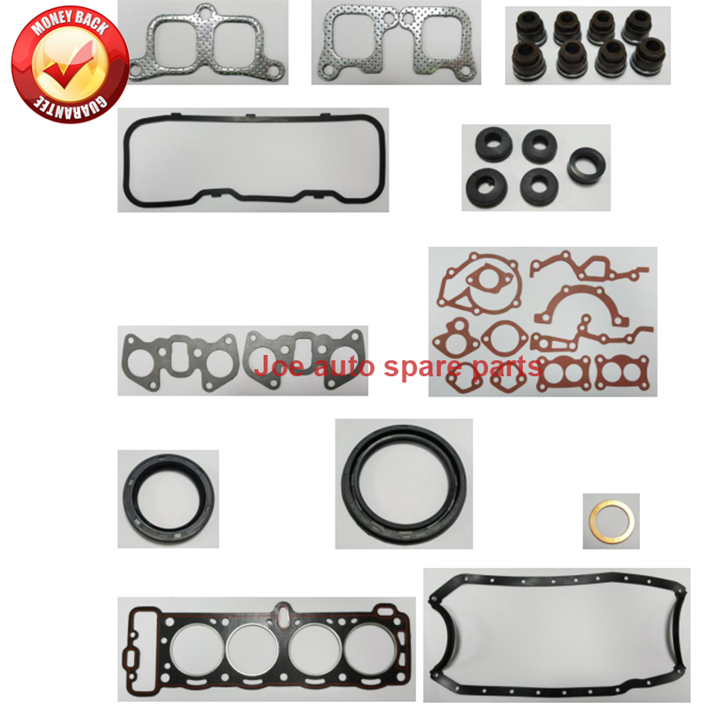 Gaskets Auto Replacement Parts Objective G161z Engine Full Gasket Set Kit For Isuzu Kb20 Kb25 Kb40 Campo Pick Up Faster For Chevrolet Luv 1.6l 8v 50072300 8942196390 Skillful Manufacture
